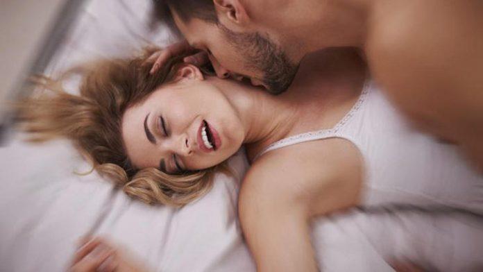 Đàn ông thích phụ nữ rên khi ân ái