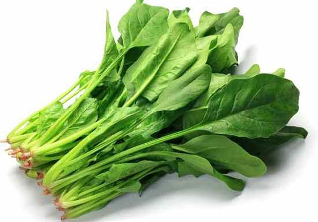 Rau bina chứa nhiều thành phần dinh dưỡng tốt cho sức khỏe và sinh lý nữ
